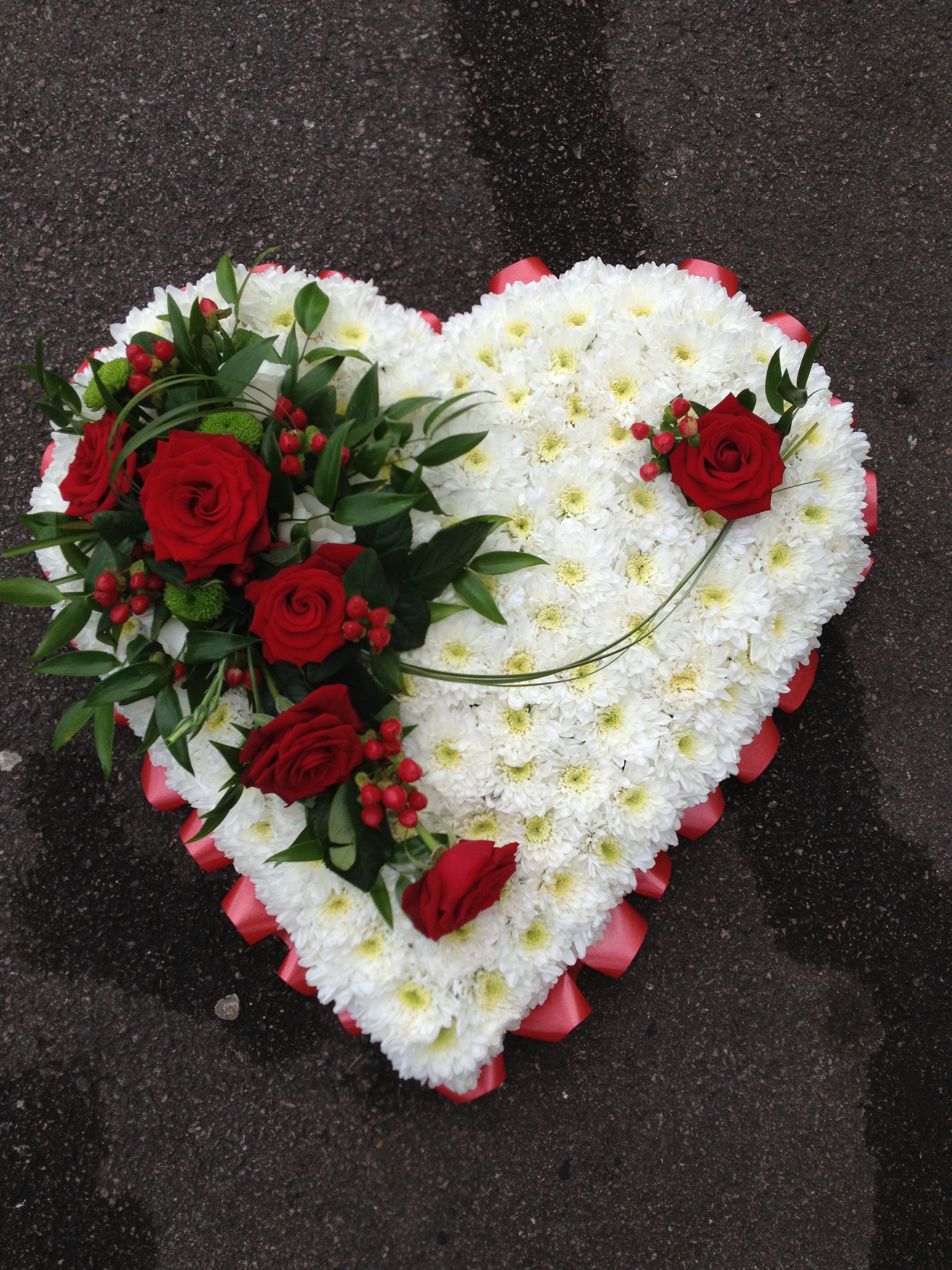 Funeral flowers post a comment dhlflorist Choice Image
